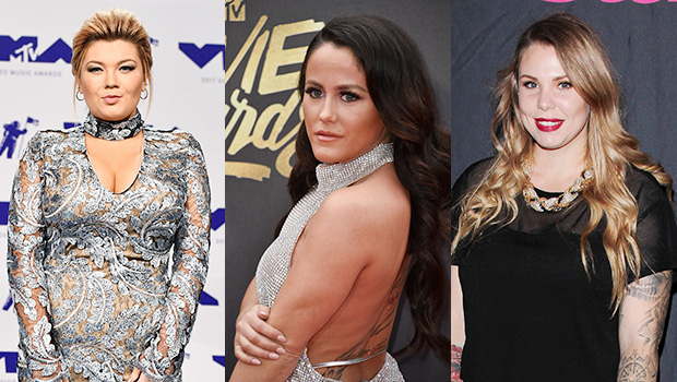 Jenelle Evans Slams Amber Portwood & Kailyn Lowry For Talking About Her For 'Attention'