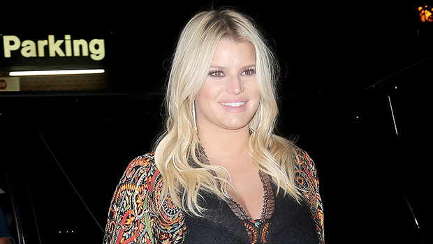 Jessica Simpson Reveals Name of Baby Daughter She's Expecting & It Is Totally Unique – See Pics of Shower