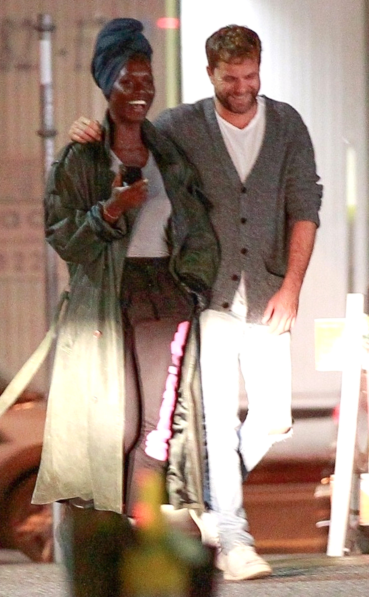 Joshua Jackson Shops with Rumored Love Jodie Turner-Smith After Vacationing in Nicaragua