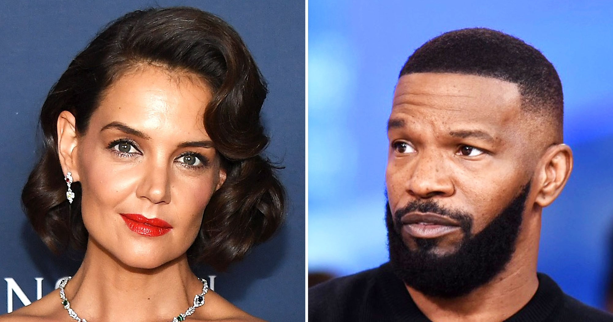 Katie Holmes Doesn't Care That Jamie Foxx Can't Commit: 'She's Infatuated'