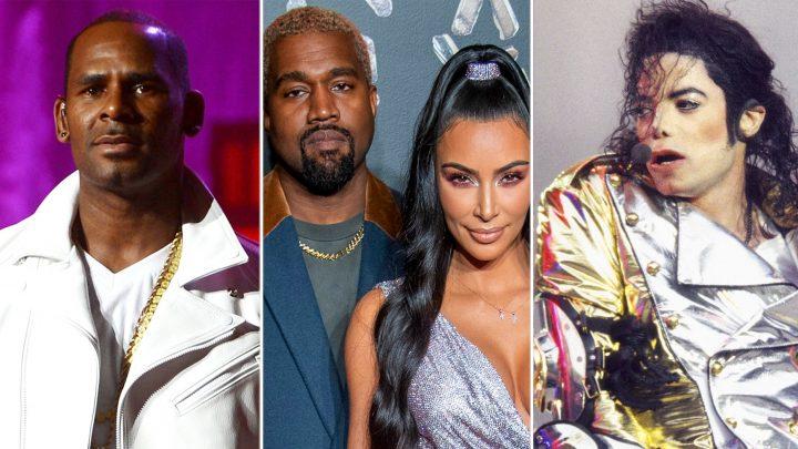 Kim Kardashian: Kanye Did Not Defend R. Kelly and Michael Jackson