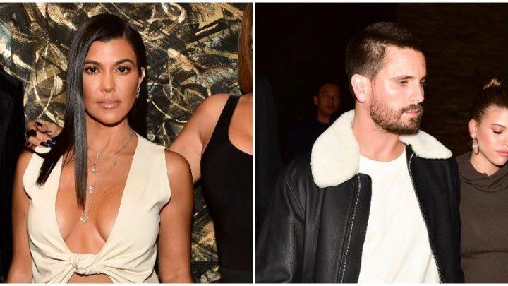 Kourtney Kardashian Reveals How She'd React If Scott Disick & Sofia Richie Got Engaged