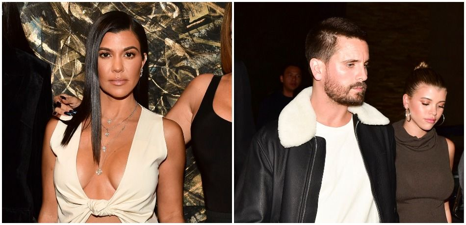 Scott Disick Worried Kourtney Kardashian & Sofia Richie Will Get Too Close