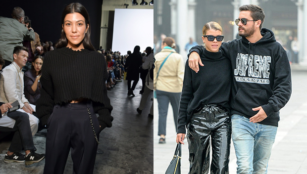 Kourtney Kardashian's Family 'Relieved' She & Sofia Richie Have Finally Bonded: They 'Always Liked' Her