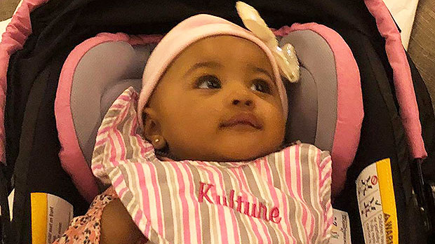 8 Times Cardi B Has Given A Glimpse Of Her Baby Girl Kulture, 6 Mos. — Precious Pics