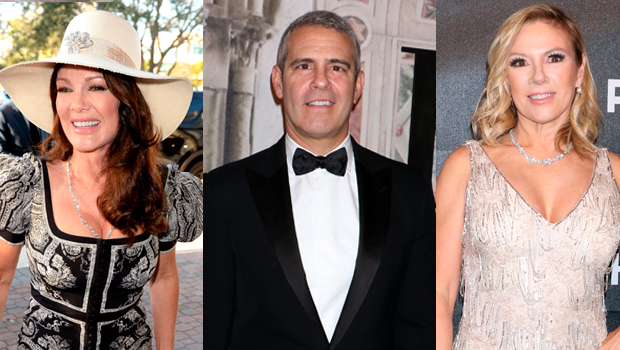 Lisa Vanderpump Dissed By 'Real Housewives' Stars For Skipping Andy Cohen's Baby Shower