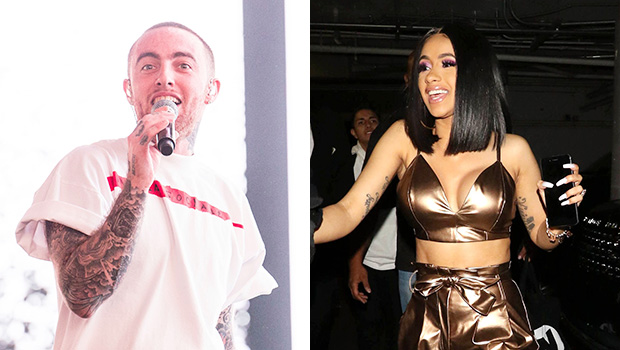 Mac Miller's Family 'Rooting For Cardi B' To Win If He Doesn't Score Best Rap Album