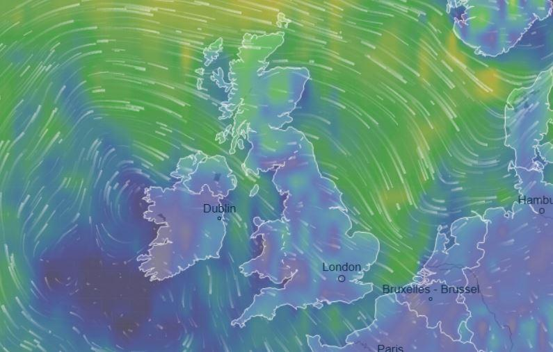 UK weather forecast – Britain braces for freezing fog and ice winds today with SNOW on the way