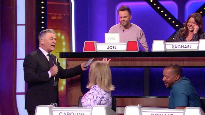 Spell Check, Anyone? Watch as Celebrities Hilariously Struggle with Spelling on ABC's Match Game