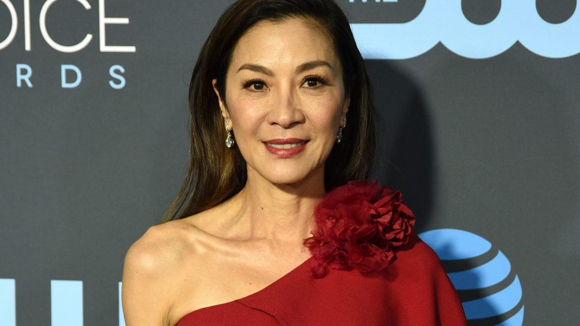 Michelle Yeoh standalone 'Star Trek' series in development