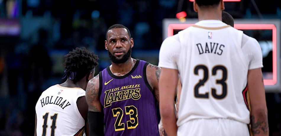 NBA Trade Talk: LeBron James' Injury Hurts Lakers Chance Of Trading For Anthony Davis