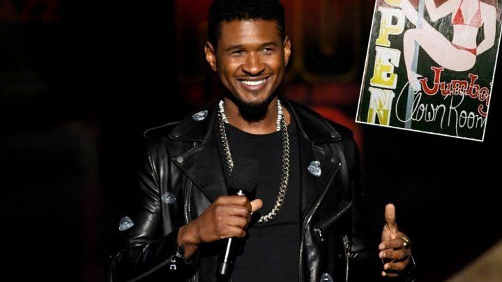 Usher Visits Strip Bar After Divorce: 'He Looked Sad & Lonely!'