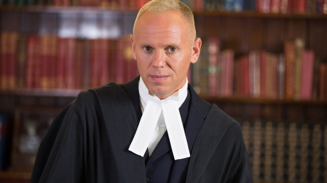 Who is Judge Rinder, is he married, who is his ex-partner Seth Cummings and when is he on Who Do You Think You Are?