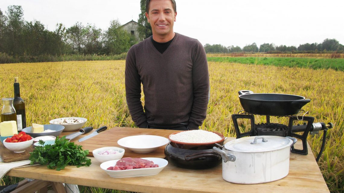 Who is Gino D'Acampo, is the Italian TV chef married and was he jailed for robbing Paul Young?