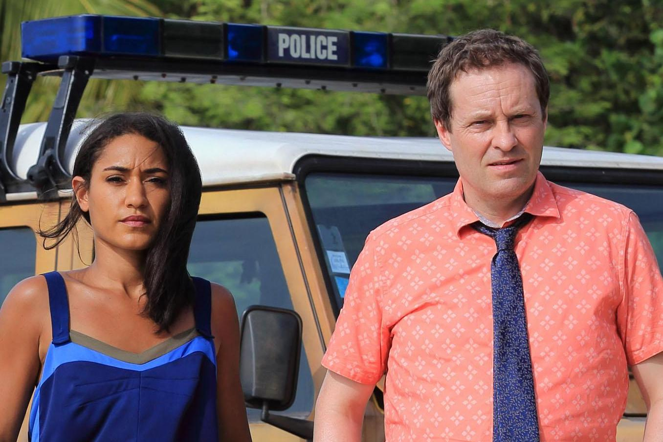 What time is Death In Paradise on BBC One tonight, who's in the cast and what's it about?