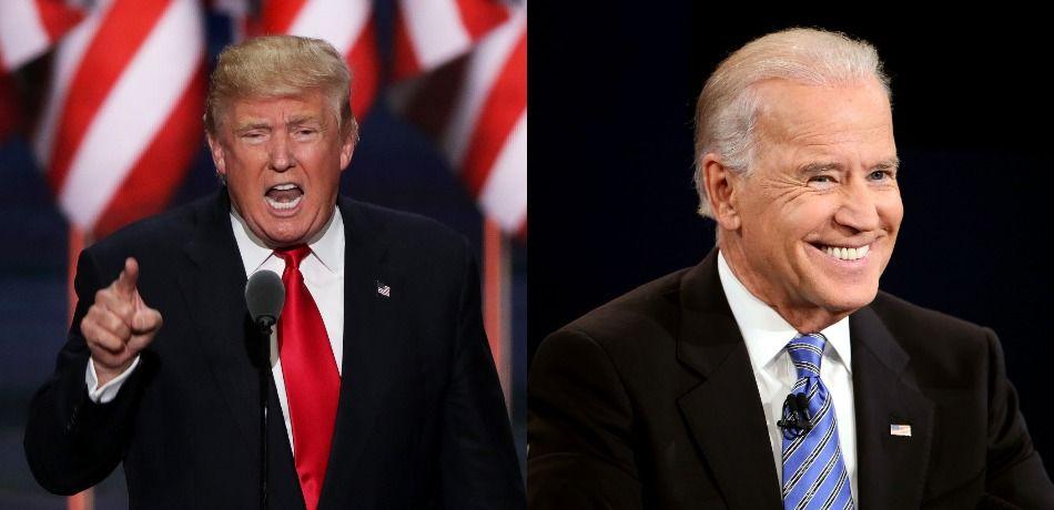 Trump Says Joe Biden Is 'Weak,' Obama Took Him Off The 'Trash Heap'