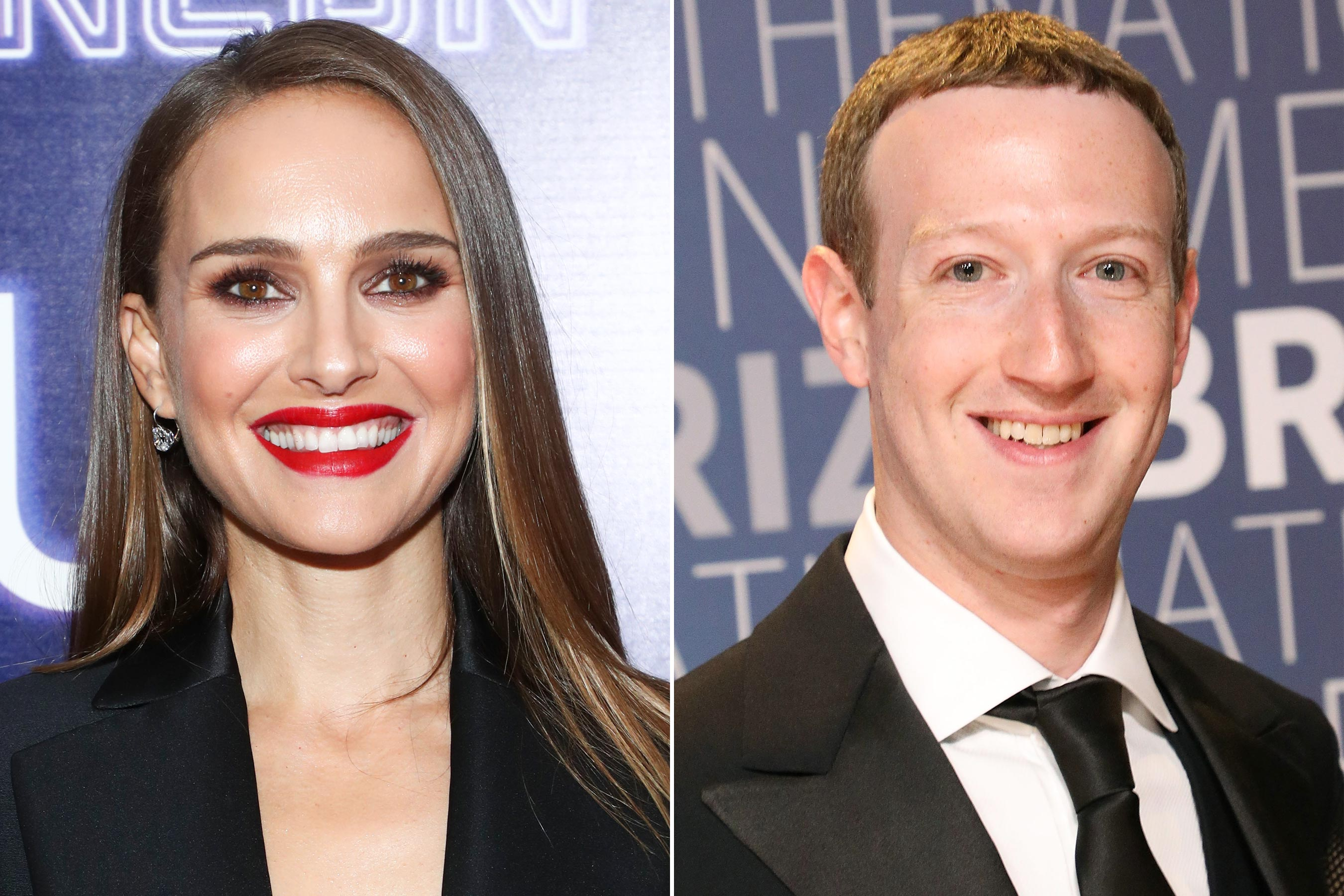 Natalie Portman Was a Senior at Harvard When Mark Zuckerberg Invented Facebook on Campus