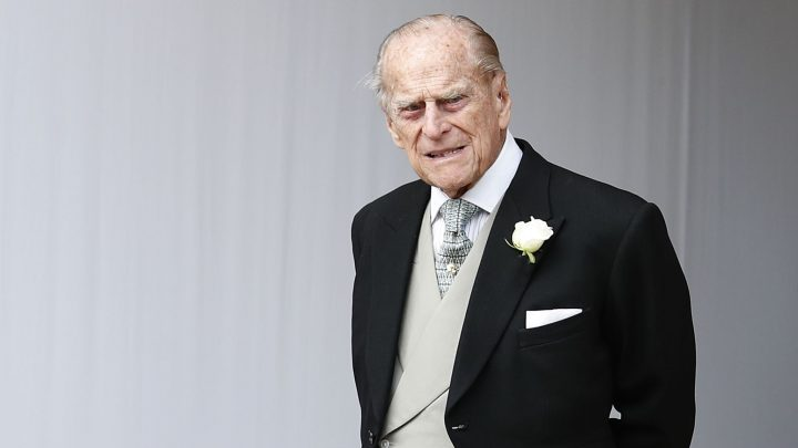 Guys, Prince Philip Was in a Scary Car Accident Just Now