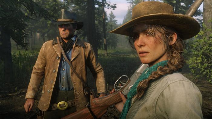 'Red Dead Online' Gets Battle Royale Mode