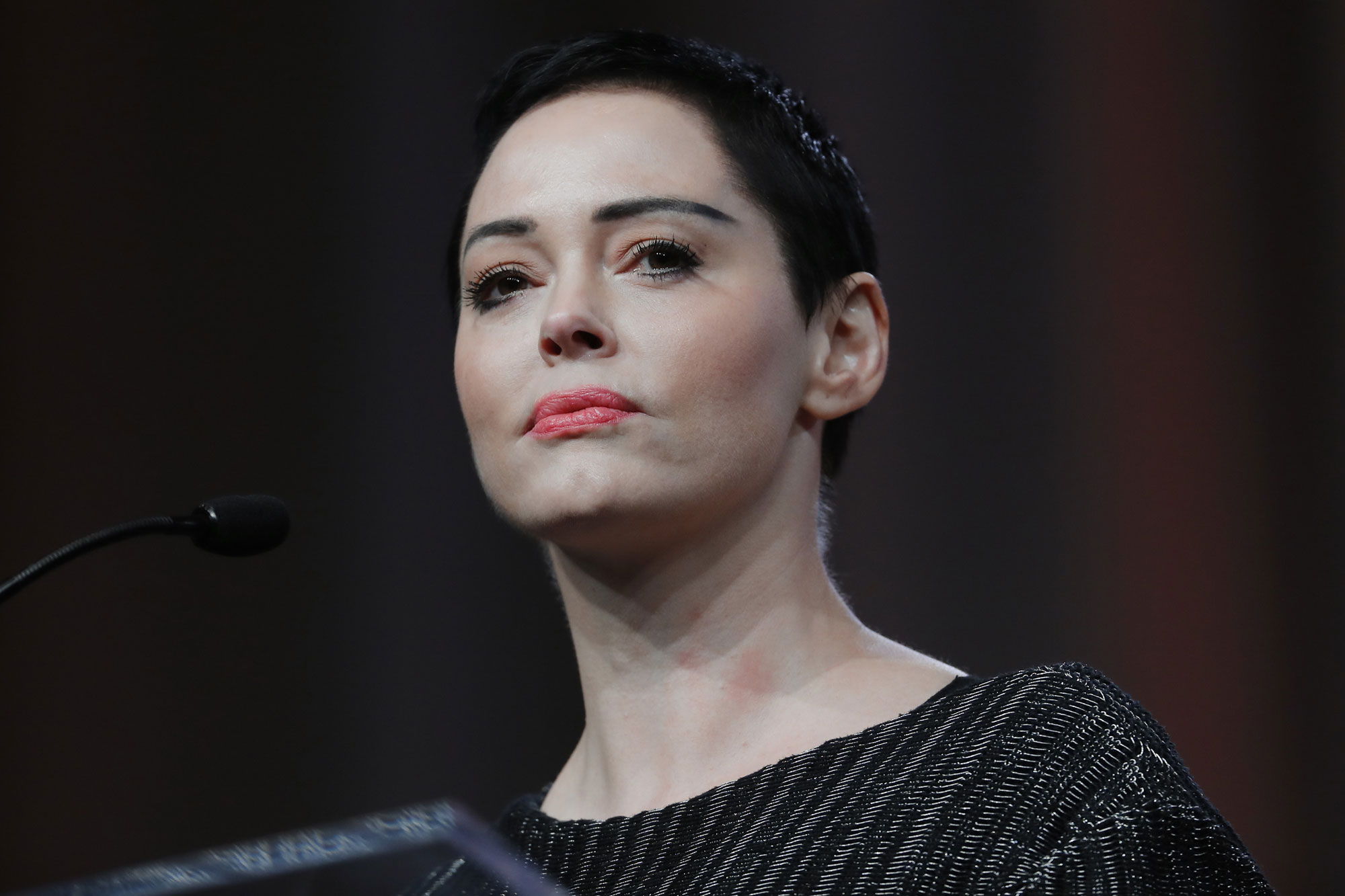 Rose McGowan to Plead No Contest to Drug Possession Charge After Judge Refuses to Dismiss Case