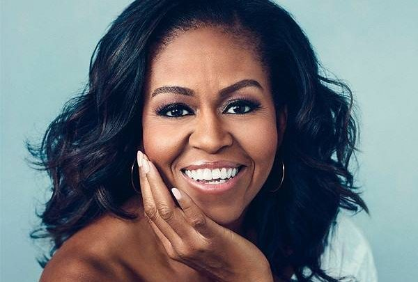 Michelle Obama Breaks a Record Set by Fifty Shades of Grey