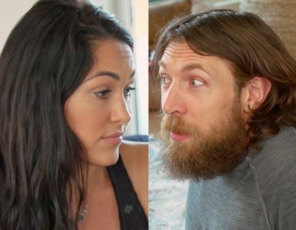 Daniel Bryan Is Not Happy About Nikki Bella's Plans to Move to L.A.: See His Reaction! on Total Bellas