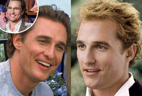 Matthew McConaughey Ranks His Best (and Worst) Romantic Comedies