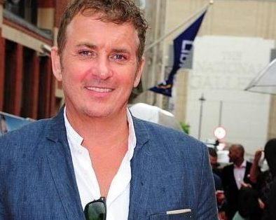How old is Shane Richie, who is the Alfie Moon actor's wife Christie Goddard and when did he return to EastEnders?