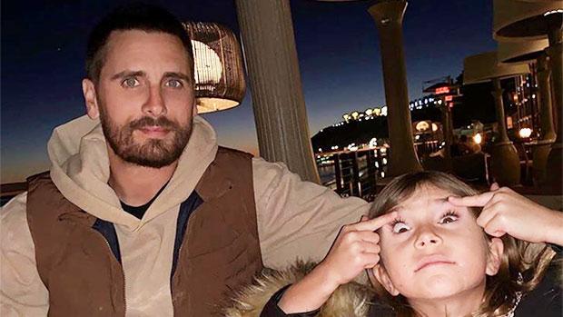 Scott Disick Slammed As 'Racist' For Posting Pic Of Penelope, 6, Lifting Eyelids Up In Asian Restaurant