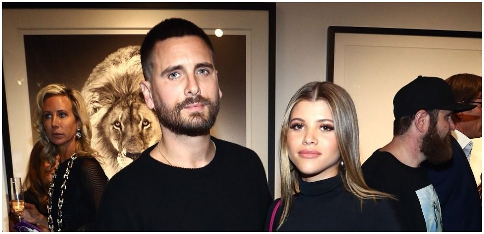 Sofia Richie Steps Out With Scott Disick After Losing Her Beloved Dog