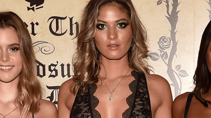 Shauna Sexton Goes Topless While Holding Her Bra On Instagram