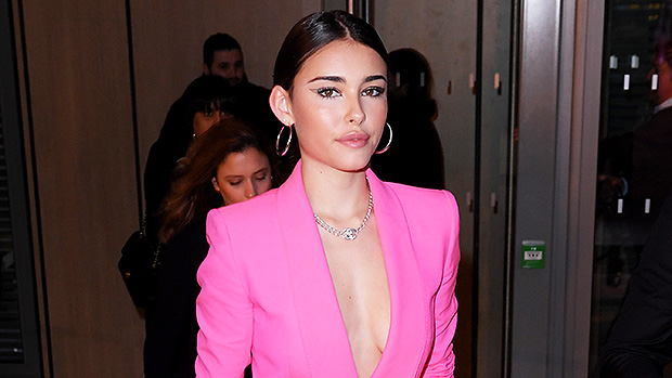 Madison Beer Stuns In Pink Suit At Paris Fashion Week & 20 More Best Dressed Front Row Stars