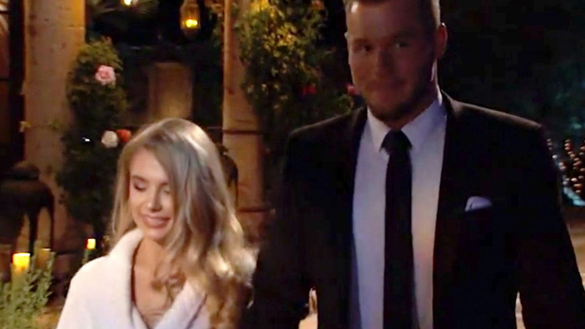 Bachelor Colton Underwood Goes to the 'Fantasy Closet' with Demi: 'Does She Not Have Parents?'