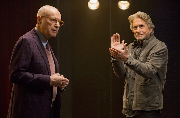 The Kominsky Method Renewed for Season 2 at Netflix