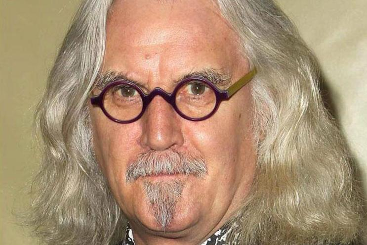 Billy Connolly vowed to be a 'nuisance' in old age and work up until his death before double health blow