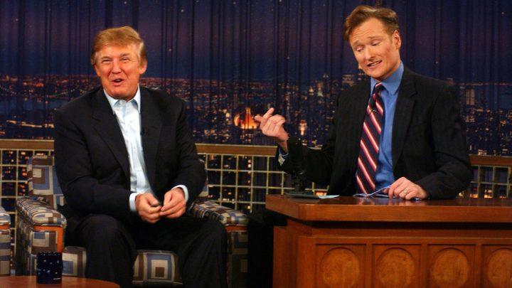 Conan O'Brien Remembers When Trump Stormed Off His Show
