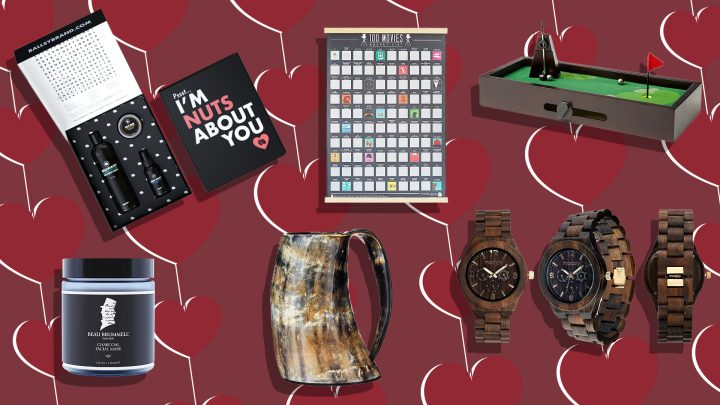 26 Valentine's Day Gifts for the Men in Your Life