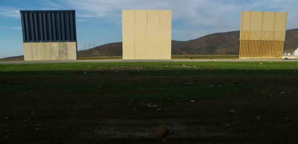Prototype Of Trump's Wall Was Breached With A Saw, 'NBC News' Reports