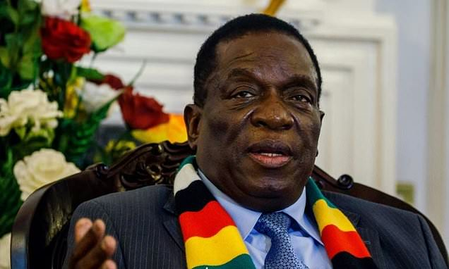 Zimbabwe's president vows 'heads will roll' in security force probe