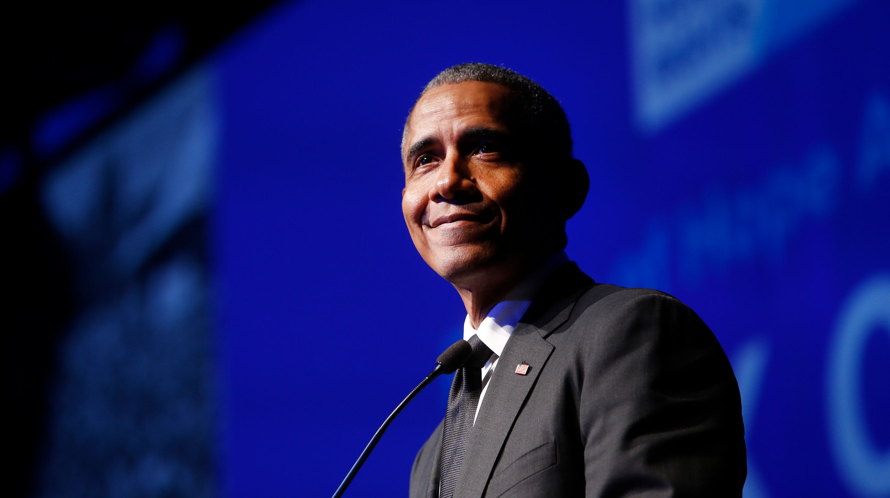 Barack Obama debuts on Billboard's R&B music chart with 'Hamilton' song