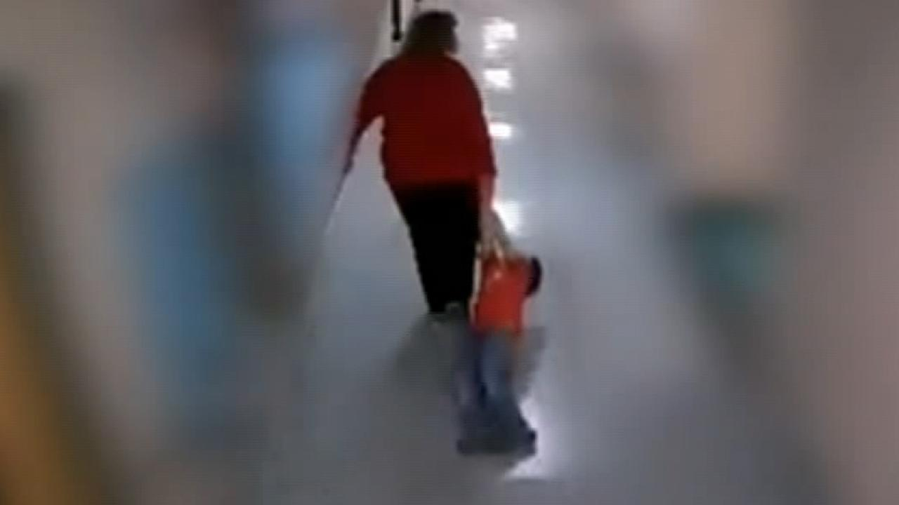 Kentucky teacher fired, pleads not guilty to assault after video emerges of autistic boy, 9, being dragged down hall