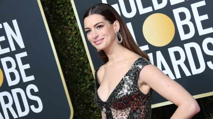 Anne Hathaway reveals she's giving up drinking for the next 18 years