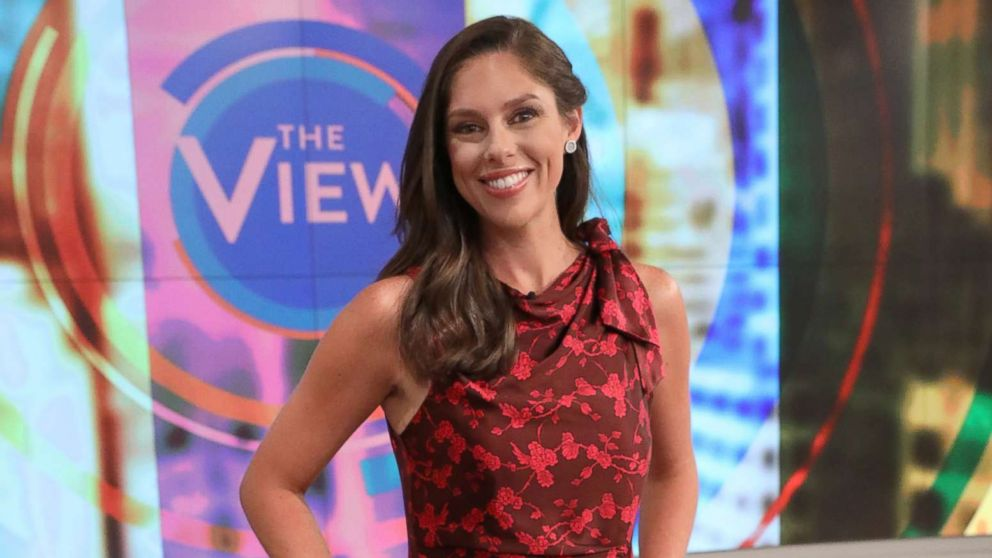 Abby Huntsman announces she's pregnant with twins