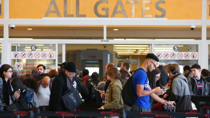 Traveler got a firearm through TSA security checkpoint and onto international flight