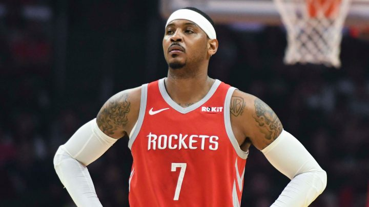Rockets to trade 10-time All-Star Carmelo Anthony to Bulls