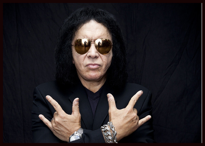 Gene Simmons Reveals He Spoke At A Royal Event