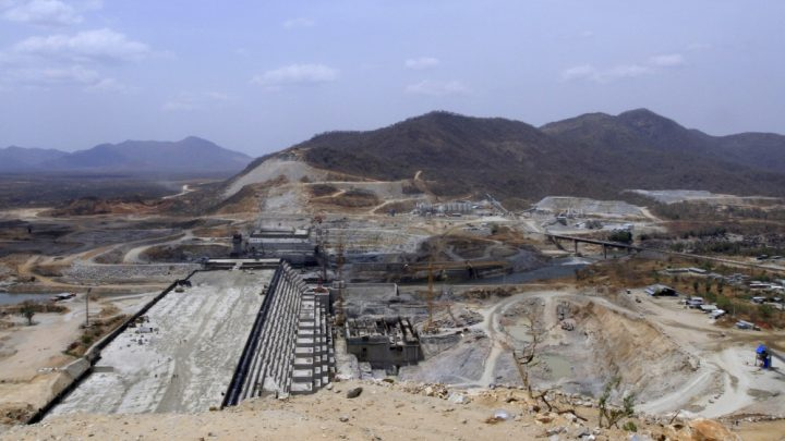 Egypt wants 'Sudan out' of contentious dam talks