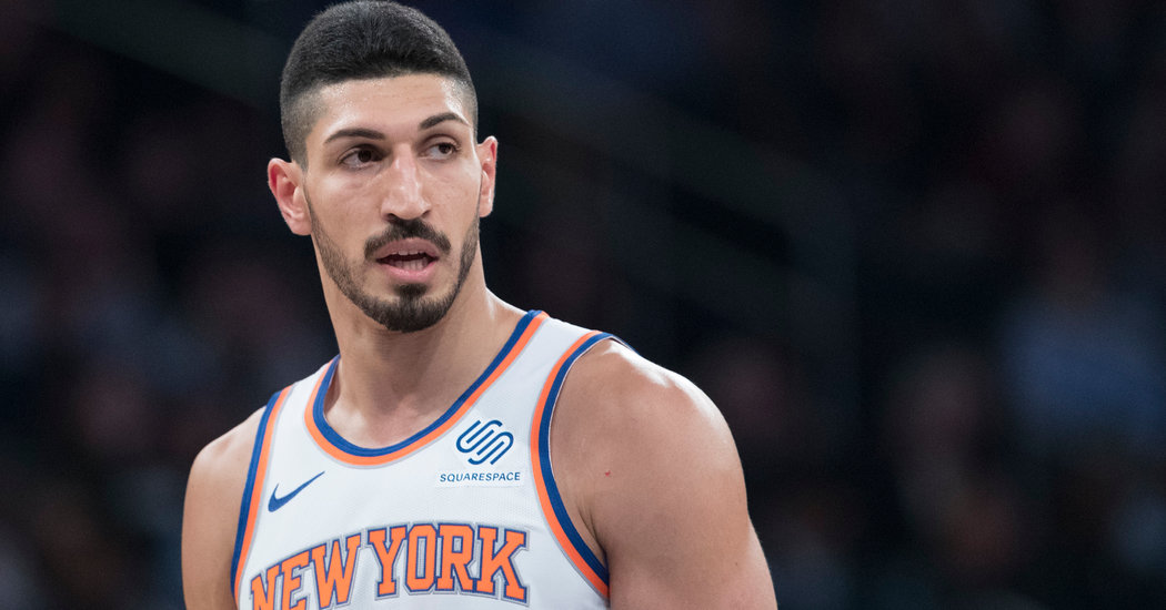 Turkish Prosecutors Seek Arrest of the Knicks' Enes Kanter