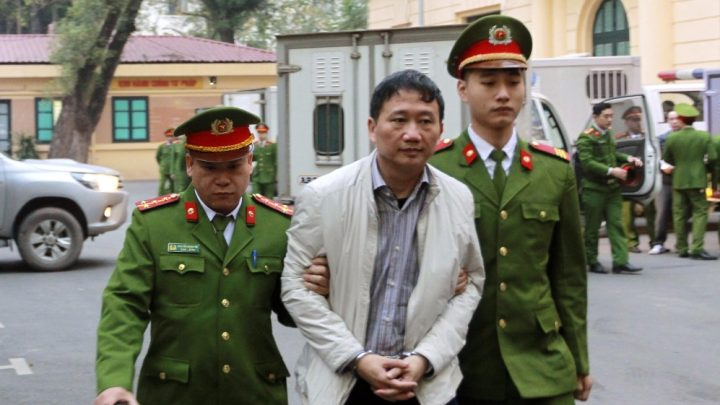Vietnam jails Trinh Xuan Thanh for life over corruption