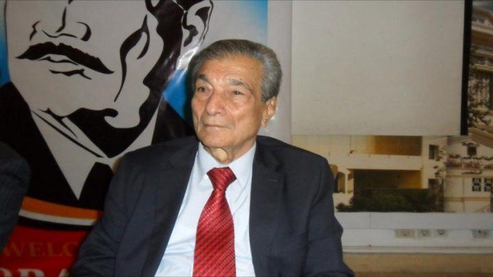 Farouk Shousha and the beautiful Arabic language